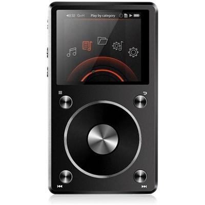 X5-II High Resolution Lossless Music Player - Black