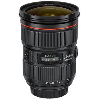 EF 24-70mm f/2.8L II USM Lens