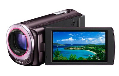 HDR-CX260V HD Camcorder 16GB 30x Optical Zoom with Geotagging (Brown)