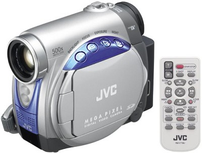 GR-D230 Digital Camcorder