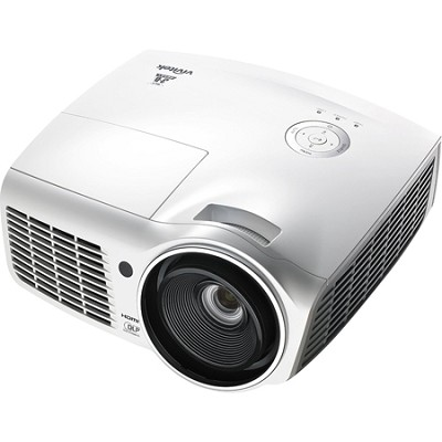 DW868 4500 Lumen WXGA 3D Blu-Ray Ready DLP Projector Factory Refurbished