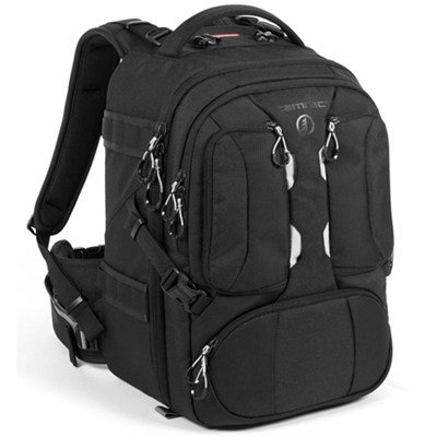 ANVIL 17 Photo DSLR Camera and Laptop Backpack (Black) - T0220-1919