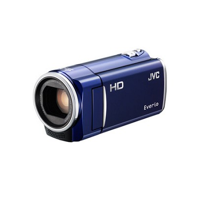 GZ-HM50US Flash Memory Camcorder - Blue