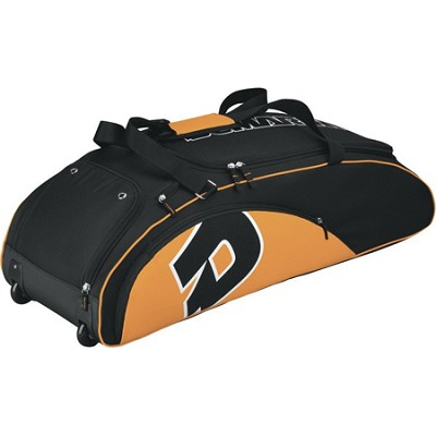 Vendetta Bag with Wheels - Orange
