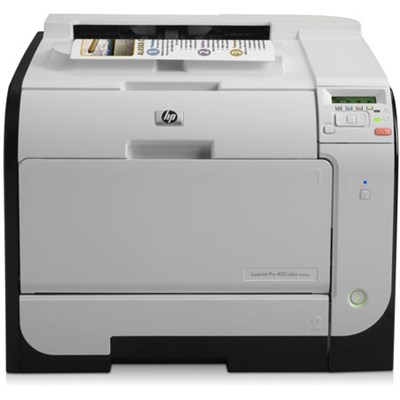 M451DW Laserjet Pro 400 Color Wireless Printer - OPEN BOX NO INK