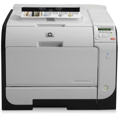 M451DW Laserjet Pro 400 Color Wireless Printer - OPEN BOX NO INK