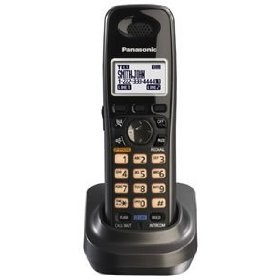 KX-TGA939T 2 Line Dect 6.0 Extra Handset for KX-TG9381T, 9382T, 9391T,and 9392T