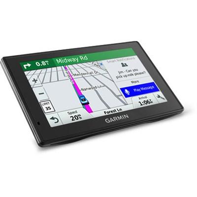 DriveSmart 50LMT-HD GPS Navigator w/ Bluetooth- Refurbished