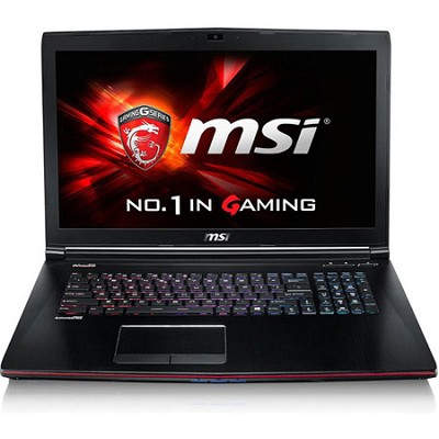 GE72 APACHE 078 17.3` Full HD Notebook PC - Intel Core i7-5700HQ Processor