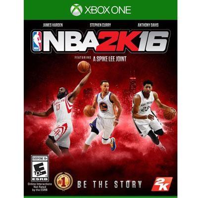 NBA 2K16  XOne Replen