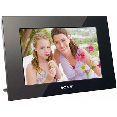 DPF-D1010 - 10 Inch WVGA LCD (16:10) Digital Photo Frame (Black) w/ Remote