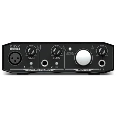 Onyx Artist 1-2 2x2 USB Audio Interface