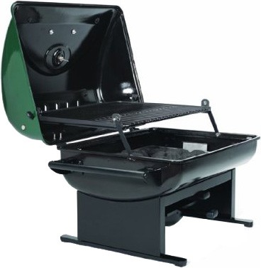 GrateLifter Portable Charcoal Grill