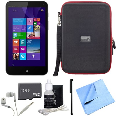 Stream 7 32GB Windows 8.1 Tablet w/ Office 365 Personal for One Year 16GB Bundle