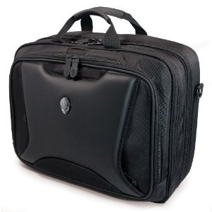 Alienware Orion M18x Messenger - Notebook carrying case - 18.4` - black
