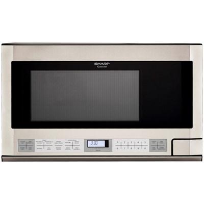 1.5 CF 1100 Watt OTC Microwave