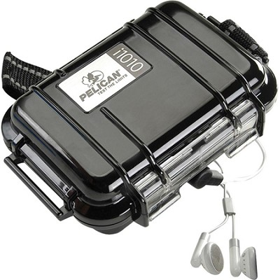 i1010 Waterproof Case for iPod (Black)