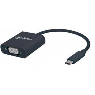 SuperSpeed+ USB-C 3.1 to VGA Converter - 151771