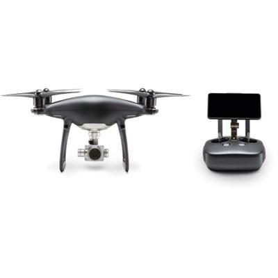 Phantom 4 PRO+ Quadcopter Drone w/Deluxe Controller Obsidian Edition (OPEN BOX)