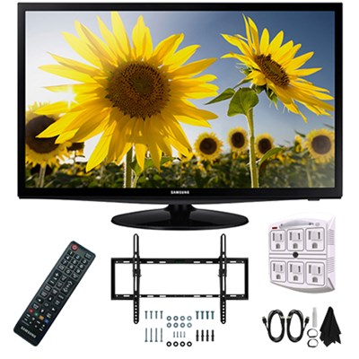 UN28H4000 - 28` Slim LED HD 720p TV Clear Motion Rate 120 2014 Wall Mount Kit