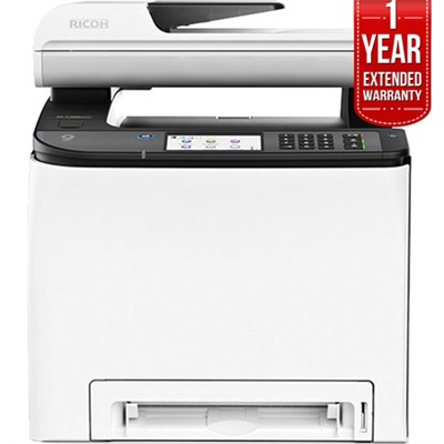 MFP 21CPM PPM Multifunction Laser Printer + 1 Year extended warranty