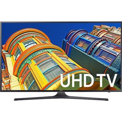 UN40KU6300 - 40-Inch 4K UHD HDR LED Smart TV - KU6300 6-Series - OPEN BOX