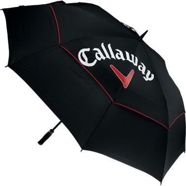 68` Black Tour Authentic Double Canopy Umbrella 5911000