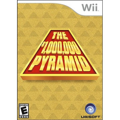 The $1,000,000 Pyramid for Nintendo Wii