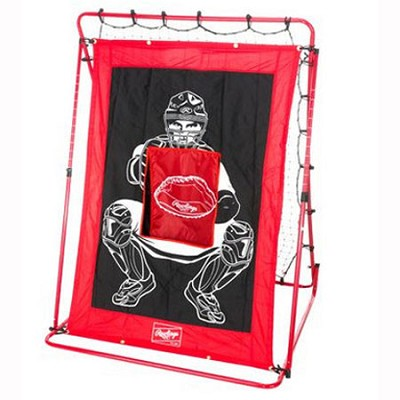 Comebacker and Pitching Target Combo Net