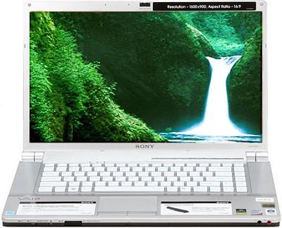 VAIO VGNFW130N/W 16.4 PC Notebook