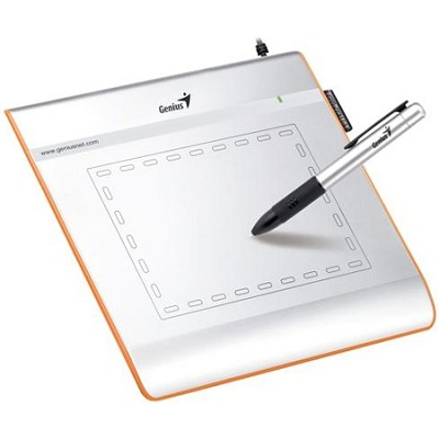 i405 Graphics Tablet (Silver)