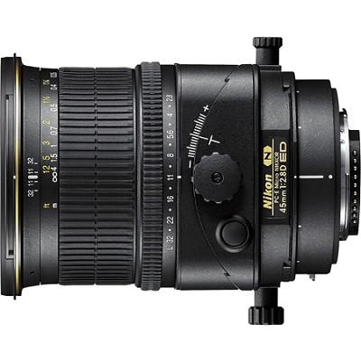 PC-E FX Full Frame Micro NIKKOR 45mm f/2.8D ED Lens