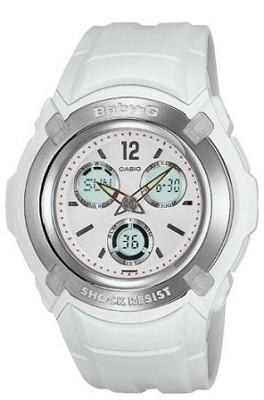 BG1500A-7B - Baby-G Atomic Ana-Digi White Watch