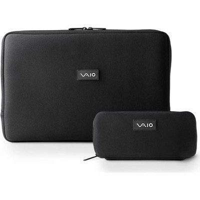 VAIO VGP-AMC7 Neoprene 16.4` Notebook and AC Adapter Cases