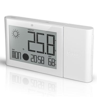 Wireless Advanced Weather Station in White - BAR268HGAW