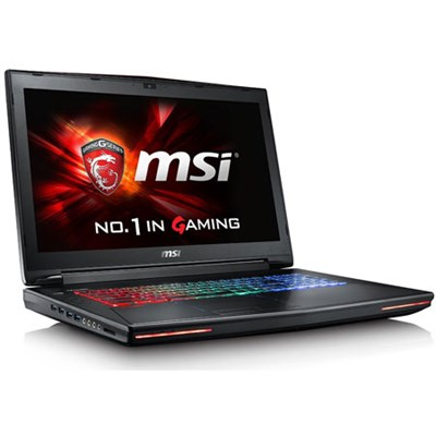 GT72S DOMINATOR PRO 4K-059 Intel Core i7-6820HK 17.3` Gaming Notebook - OPEN BOX