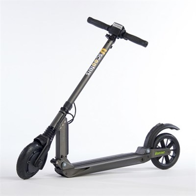 Lightweight Electric Motorized Booster Scooter - Gray