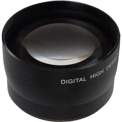 52mm Pro 2x HD Telephoto Conversion Lens