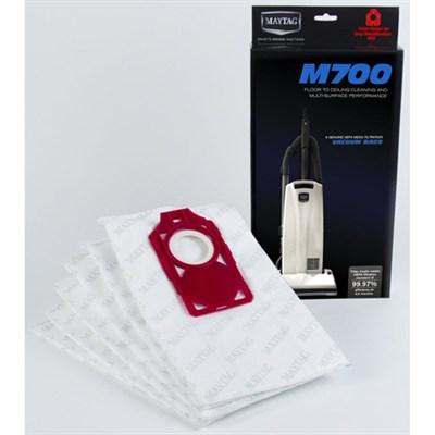 M700 Self-Sealing HEPA Media Bags (6 Pack)