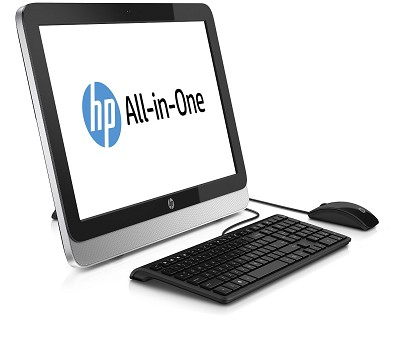21-2010 AMD Quad Core A4-6210 1.8 GHz Touchscreen All-in-One Desktop