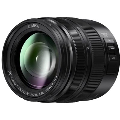 12-35mm, F2.8 II ASPH. Lens - H-HSA12035 Kit 1