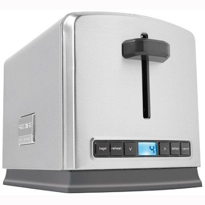 Professional 2-Slice Wide Slots Toaster - FPTT02D7MS
