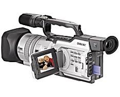 DCR-VX2000 MiniDV Camcorder