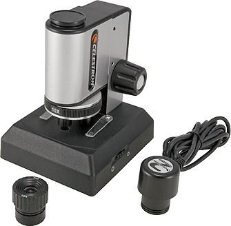 Handheld Digital & Optical Microscope