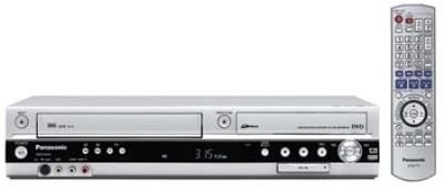 DMR-ES35VS Progressive Scan DVD/VCR Combo Recorder (Refurbished)