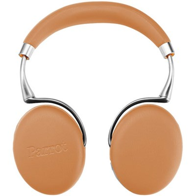 Zik 3 Wireless Bluetooth Headphones w/ Wireless Charger (Camel Leather-Grain)
