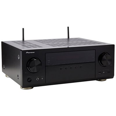 7.2-Channel HD A/V Receiver with MCACC built-in Bluetooth and Wi-Fi (OPEN BOX)