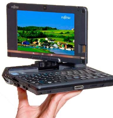 PC U820 Mini-Convertible Notebook