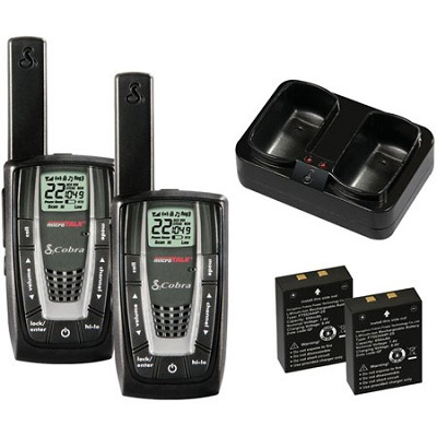 CXR725 Walkie-Talkie microTalk 27-Mile 22-Channel Two-Way Radio