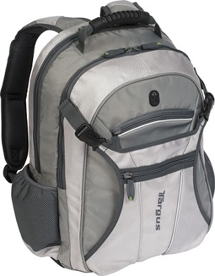TSB136US League Backpack Fits up to 15.4-Inch Screen (Silver and Grey)